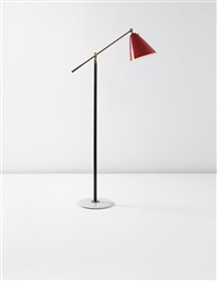 floor lamp, model no. 1003b by gino sarfatti