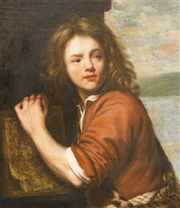 portrait of a young boy by jacob oost the elder