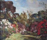rhododendrons by robert noble