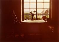 eftermiddag vid fönstret by ola billgren
