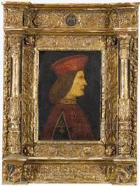 porträt eines venezianischen würdenträgers by anonymous-italian (16)