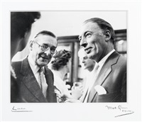 louis macneige and t.s. eliot by mark gerson