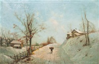 long walk home by nicholas briganti