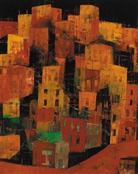 barrio at night by cormac o'leary