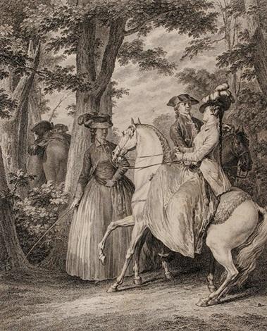 Les nouvelles dames du bois de Boulogne