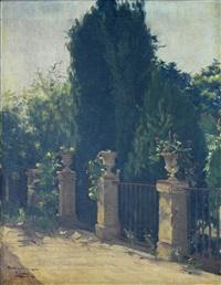 jardín de valencia by teodoro andreu y sentamans