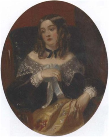 young jessica from moores poem by edward matthew ward