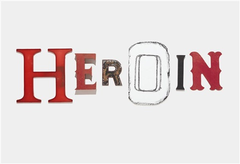 heroin by jack pierson