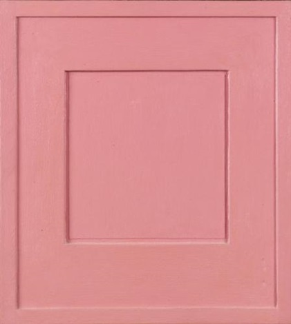 surrogate paintings 5 works by allan mccollum
