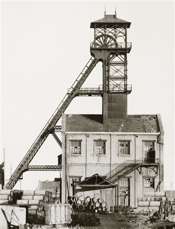 fosse larchevque aniche france 3 others 4 works by bernd and hilla becher