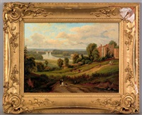 landscape by thomas christopher hofland