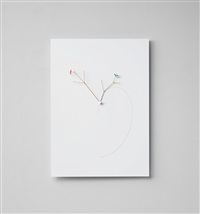 just in time clock, designed for the clocks by 31 artists exhibition, tokyo by shiro kuramata