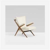 lounge chair, model ca 832 by franco albini