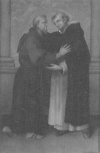 st. francis and st. dominic by sister george adamson