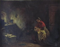 in the cottage by john blake mcdonald