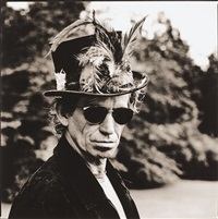keith richards, toronto by anton corbijn