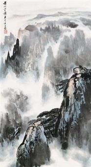 黄山云海 by xu zihe