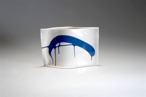 vase by kurt and gerda spurey