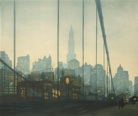 new york by t frantisek simon