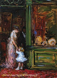 the antique shop by margaret boroughs adams