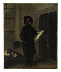 the chimney-sweeper's boy by jacopo amigoni