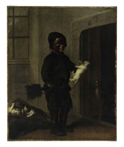 the chimney sweepers boy by jacopo amigoni