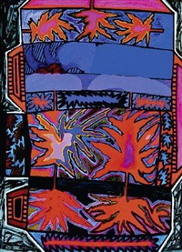 autel d'automne by nils udo