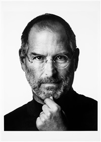 steve jobs, cupertino, california by albert watson