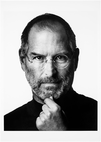steve jobs cupertino california by albert watson