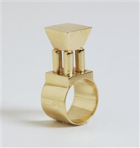 ring by hans hollein