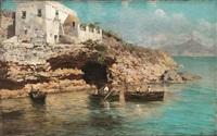 marina napoletana by alceste campriani