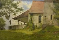 eglise by auguste bachelin