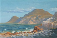 cape point by george william pilkington