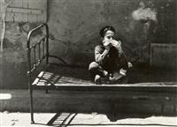 le joueur d'harmonica, st. gilles, france by jesper hom