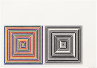 jasper's dilemma by frank stella