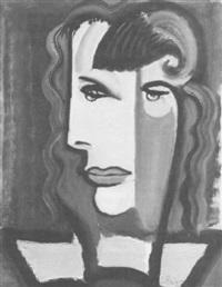 visage by leopold (leo) reignier