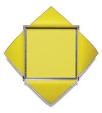 lot 102807x (yellow) by donald moffett