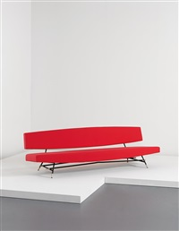 sofa, model no. 865 by ico parisi