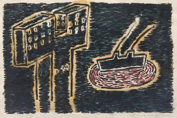 bateau usine by albert pepermans