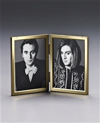 francesco by francesco: before & ever after... with love (2 works) by francesco vezzoli
