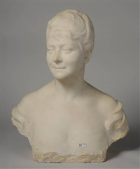 buste de femme by charles samuel