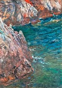 tengerparti sziklák by robert nadler