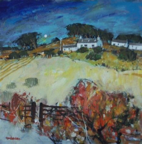 border farmlands by charles anderson