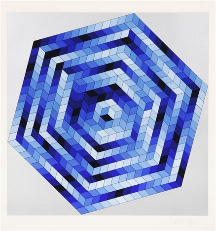 sette by victor vasarely