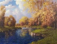 landscape by richard kruger