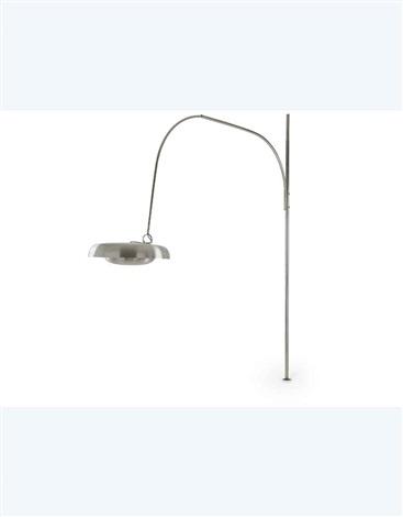 Lampada ad arco PR PR floor lamp by Pirro Cuniberti on artnet