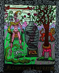 alchimikum liberatum by robert combas