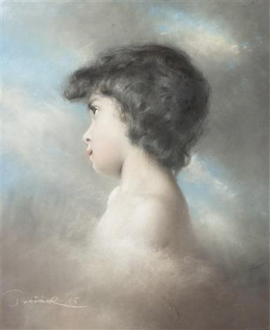 dtskэ portrйt by frantisek dvorak
