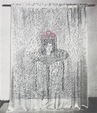 voodoo (from independent curators 15th anniversary portfolio) by jane hammond