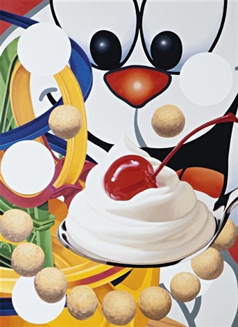 loopy by jeff koons